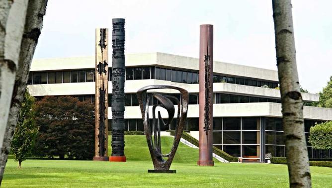 Donald M.Kendall Sculpture Gardens