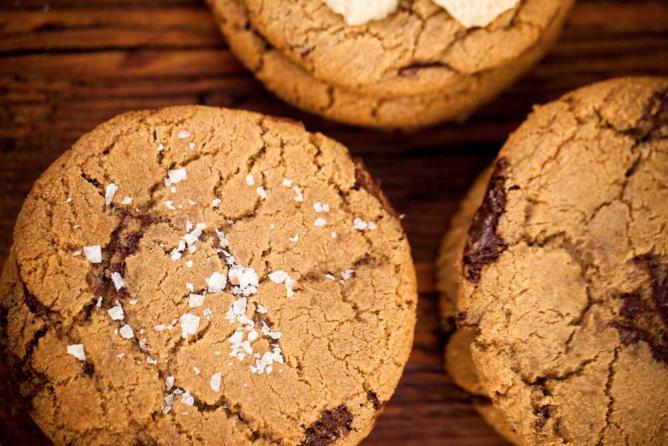 Cookies at M Street Kitchen