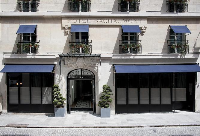 Hotel Edouard VII, Paris