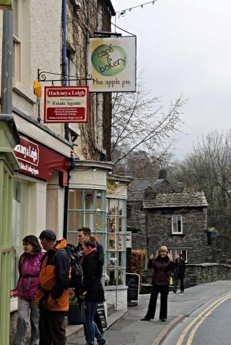 Apple Pie Shop Ambleside Lake District