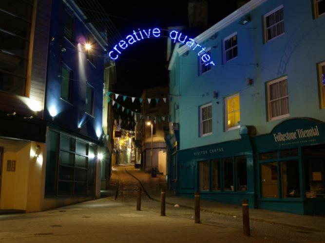 Folkestone's Creative Quarter