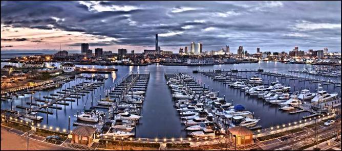 Buddakan, Atlantic City