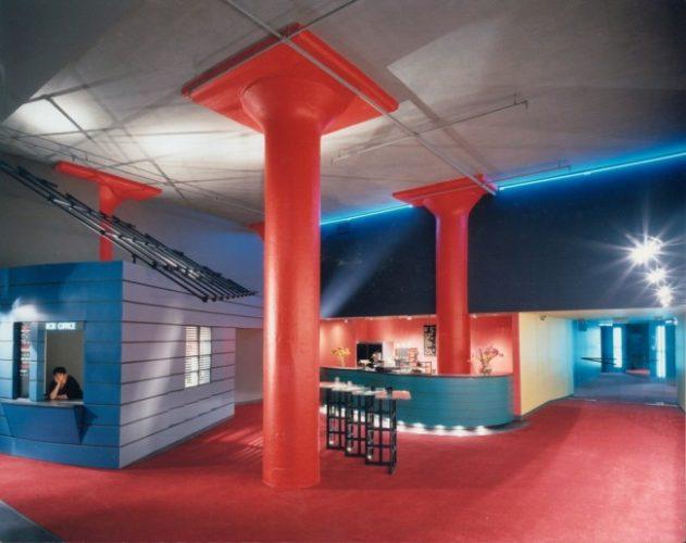 Film Forum lobby