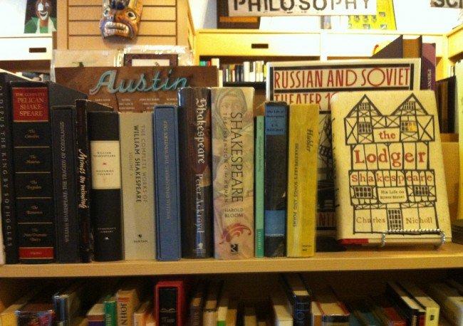 South Congress Books, Austin, Texas