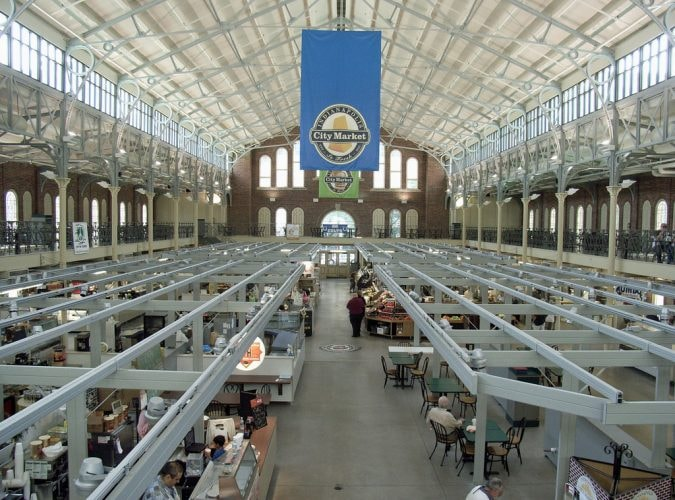 Indianapolis City Market | © Payton Chung / Flickr