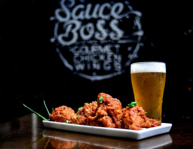 sauce-boss_osaka_japan_chicken_beer