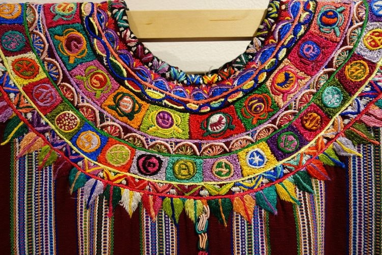 This Huge Indoor Crafts Market Specializes In All Manner Of Traditional Mexican Textiles Offering Huipiles Blouses Shirts And Bags