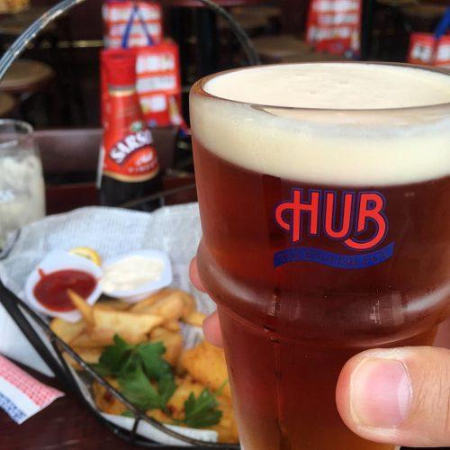 HUB_beer_osaka