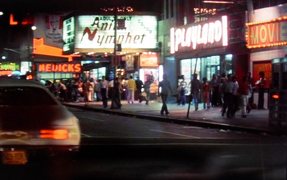 Awesome nyc film locations no 8 times square in 39 taxi for 42nd street salon