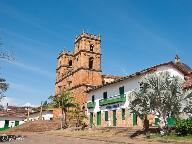 Catedral de la Inmaculada Concepción, Barichara