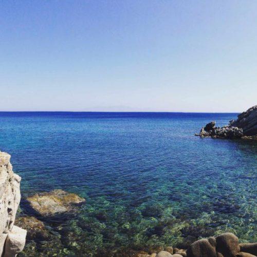 Glyfadi beach
