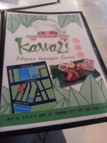 Kawali Filipino Kamayan Cuisine