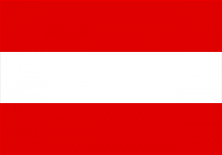 the story behind the austrian flag