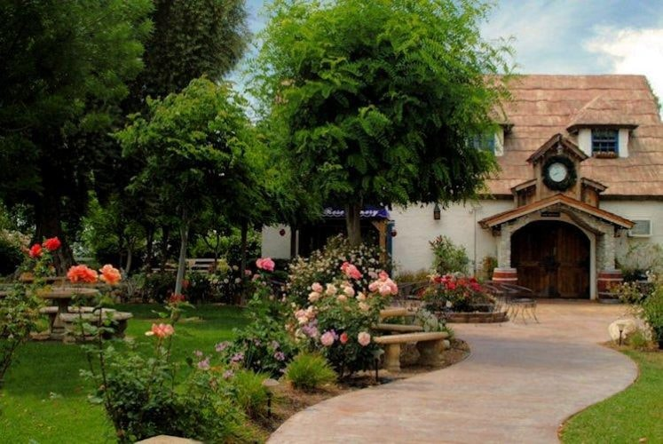 Briar Rose Winery in Temecula.