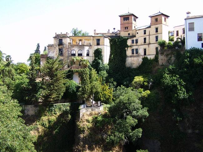 Casa del Rey Moro in Ronda