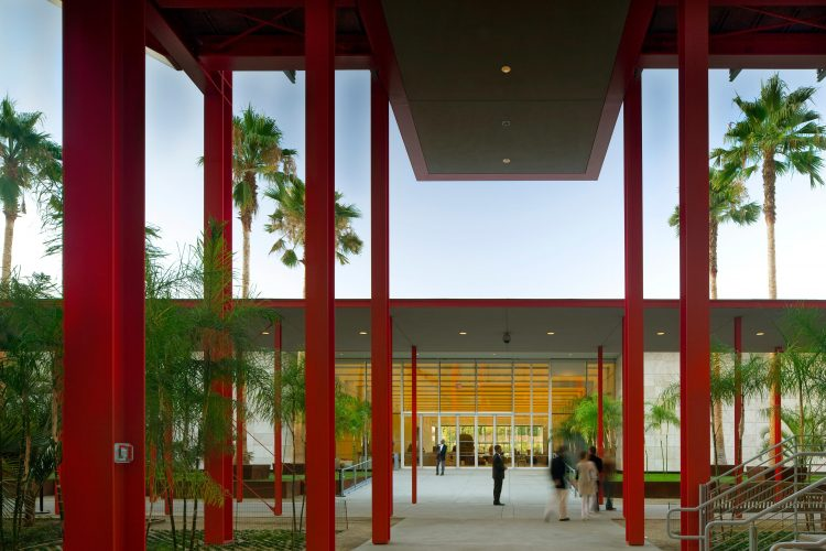 LACMA - Resnick Pavilion, Los Angeles, United States.