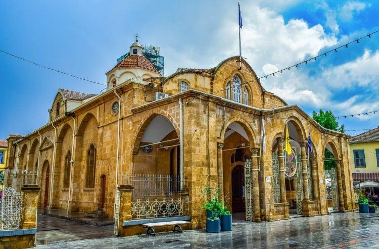 Phaneromeni Church