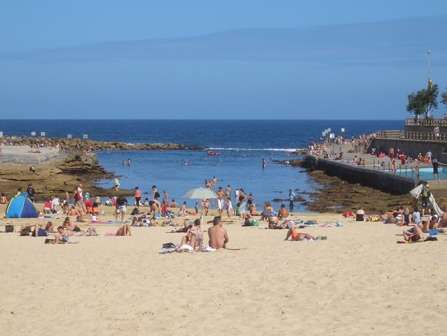 Clovelly Beach   © J Bar/Wikimedia Commons