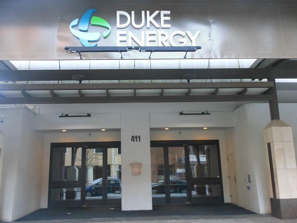 Duke Energy building