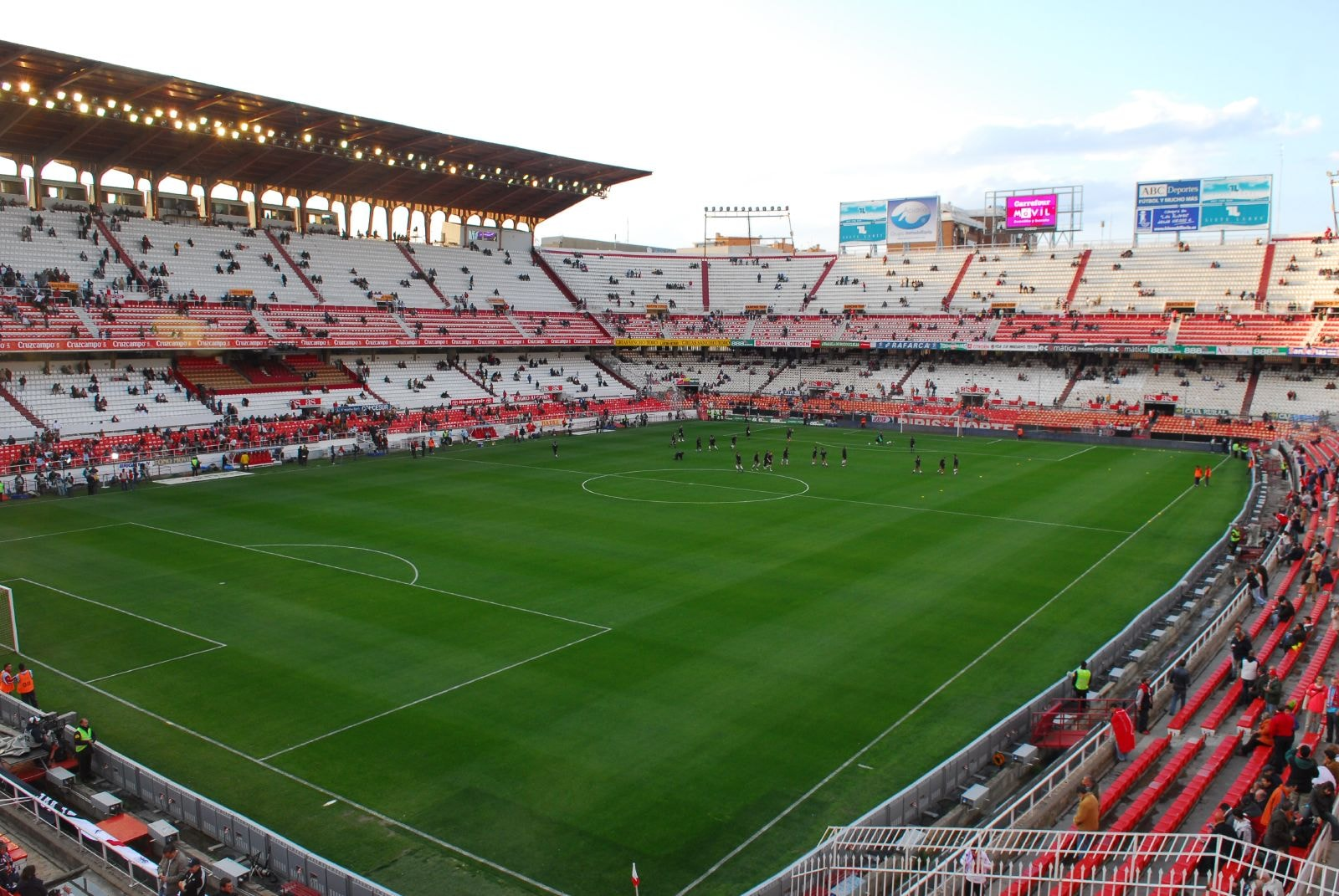 A Brief History Of Seville S Football Stadium