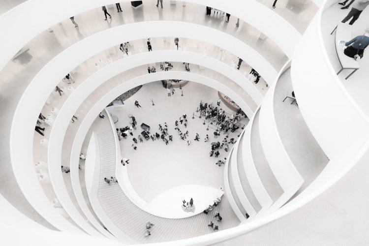 Guggenheim Museum, New York.