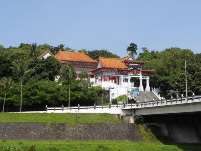 hualien_martyr_shrine