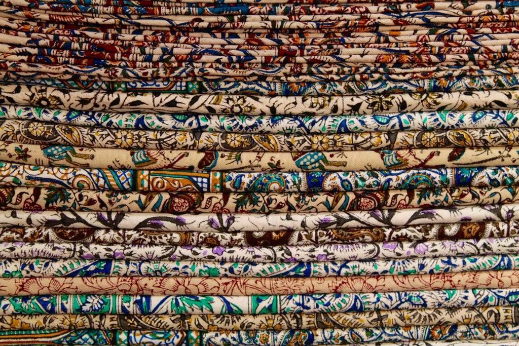 Iranian souvenirs from Esfahan   © Ivann Schlosser / Unsplash