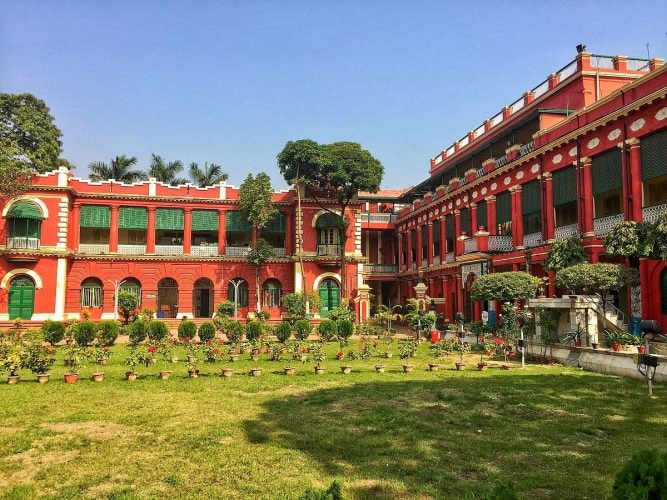 Jorasanko Thakurbari, Kolkata | © Kinjal Bose 78 / WikiCommons