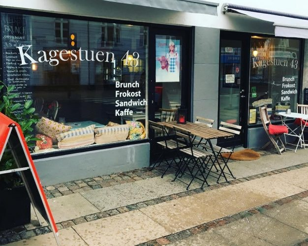 kagestuen breakfast cafe