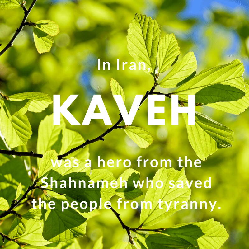 Kaveh- a hero from the Shahnameh   © Couleur / Pixabay