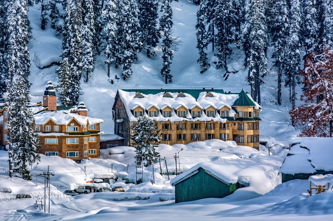 The 8 Coldest Places in India
