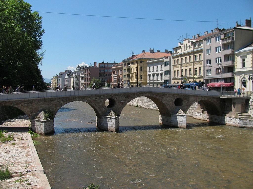 Latin_Bridge_Sarajevo_summer_2010
