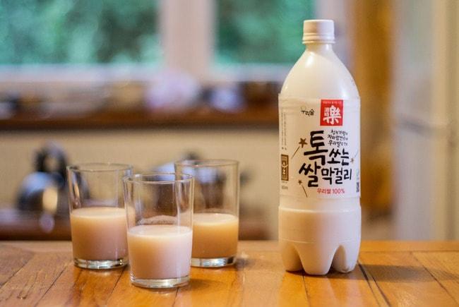 A Brief History of Korean Makgeolli