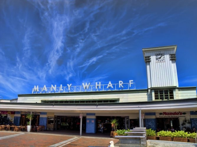 Manly Wharf © Governor Macquarie / Flickr