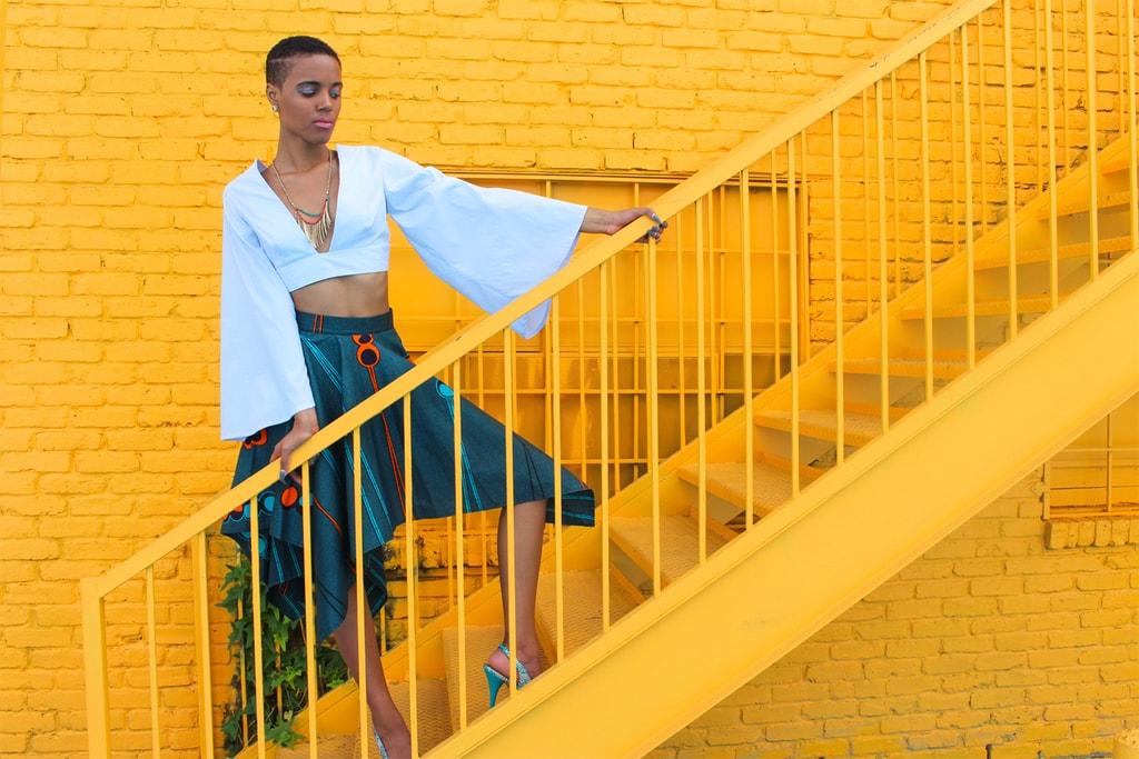 Mory Jora features designs and fabrics inspired by Zimbabwe │© Emmanuel Lopez/Courtesy of Memory Jora