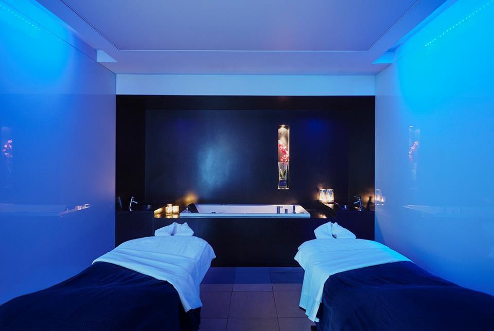One of the massage areas at Artesia Spa   Courtesy of Artesia Spa
