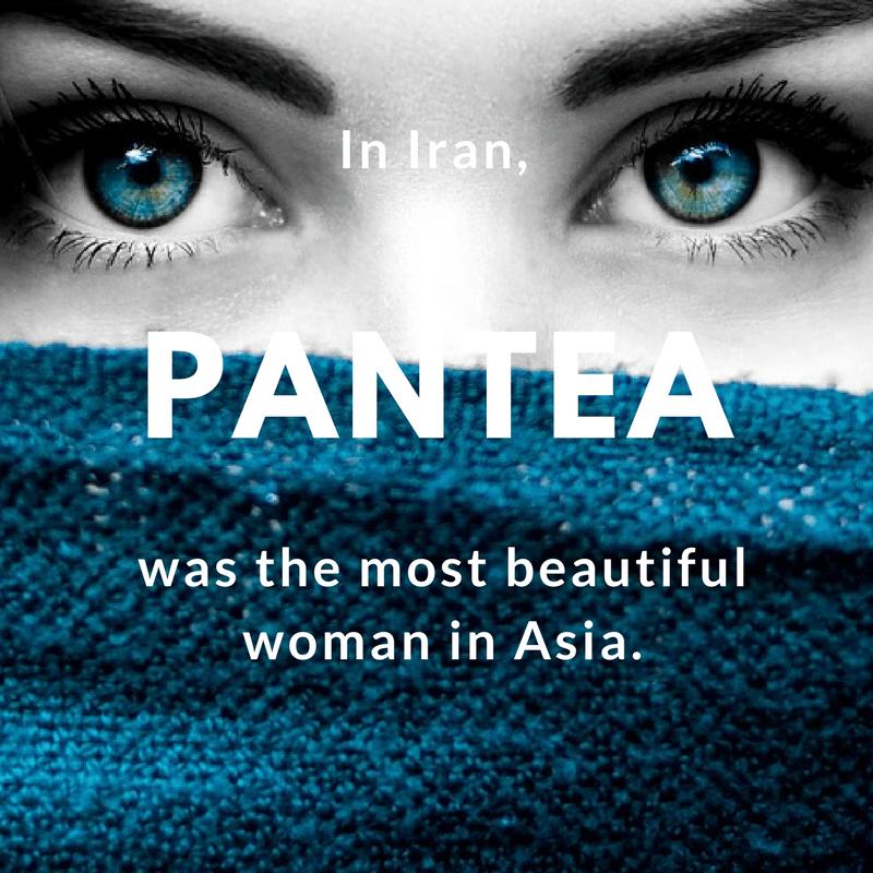 Pantea- the most beautiful woman in Asia   © BarbaraALane / Pixabay