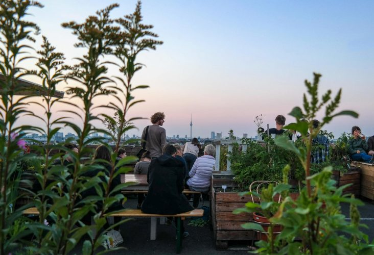 The Coolest Bars in Berlin, Germany