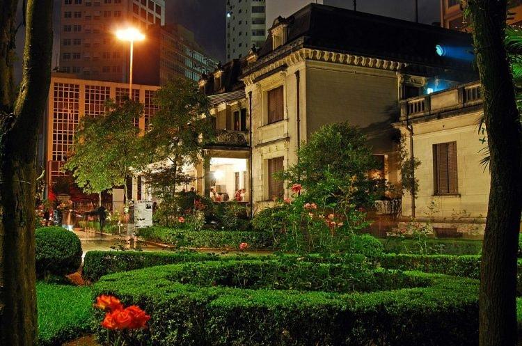 culture center Sao Paulo