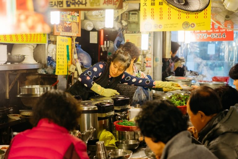 A Complete Guide to Seoul's Noryangjin Fish Market