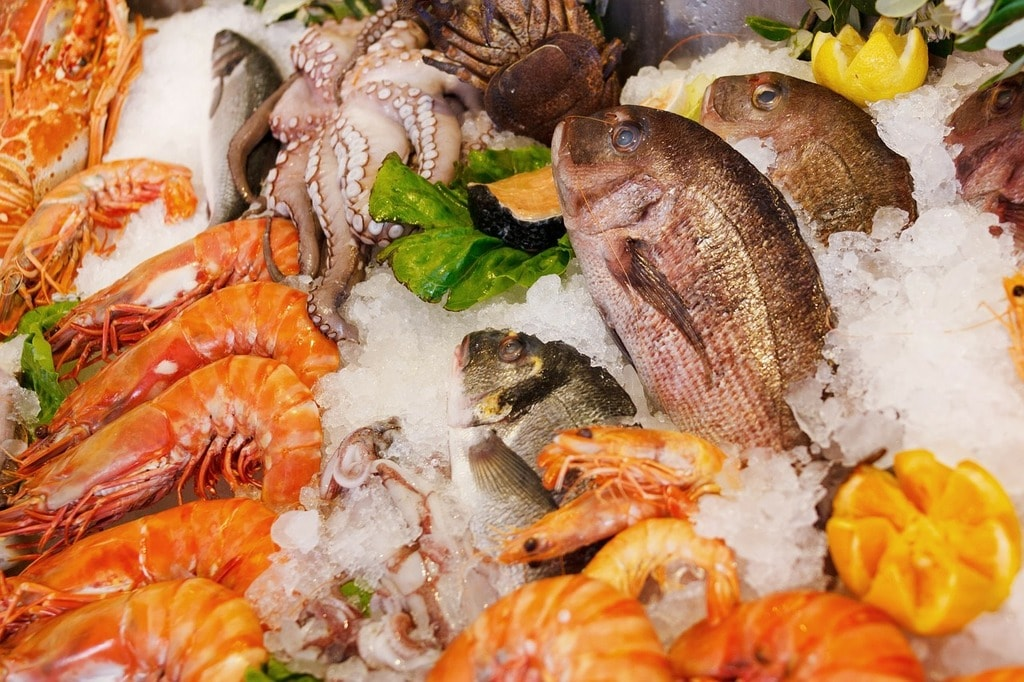 https://pixabay.com/en/seafood-food-healthy-sea-fresh-165220/