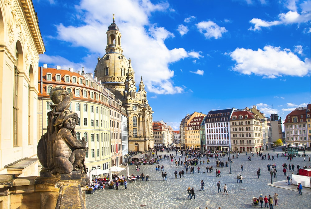 City of Dresden, Germany | © leoks/Shutterstock