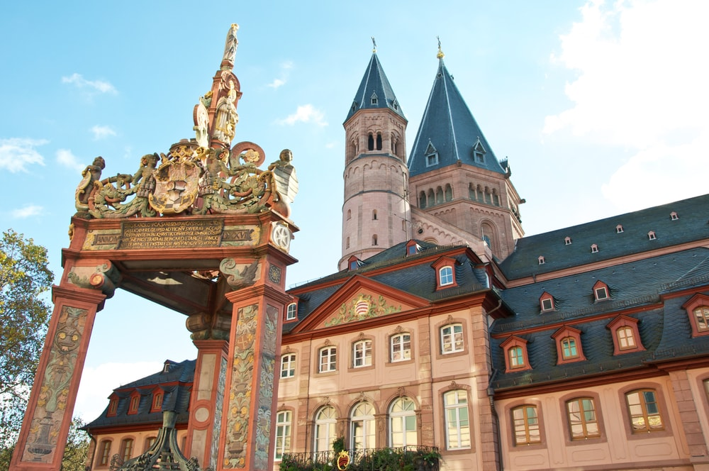 Mainz, Germany | © SehrguteFotos/Shutterstock