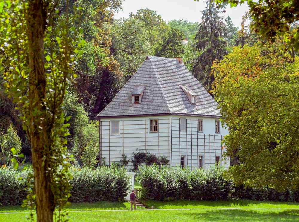 Gartenhaus of Goethe in Weimar, a city in Thuringia, Germany | © PRILL/Shutterstock