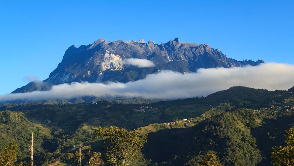 Why Malaysia S Mt Kinabalu Is So Sacred