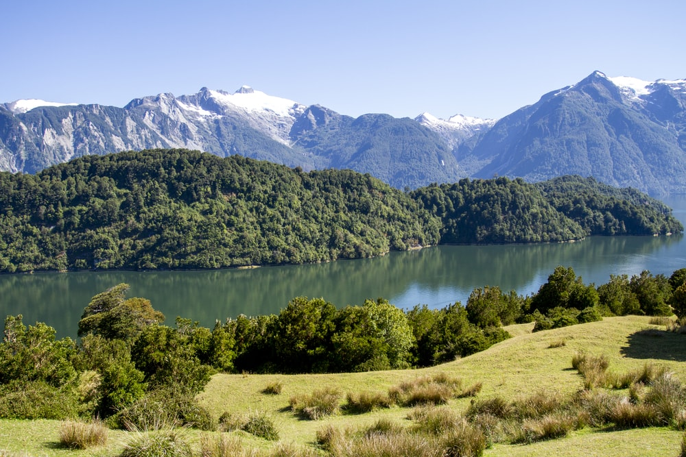 Puerto Chacabuco in Chile, South America | © Andreea Dragomir/Shutterstock