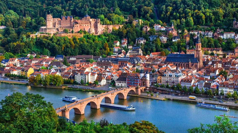 Medieval Heidelberg, Germany | © leoks/Shutterstock
