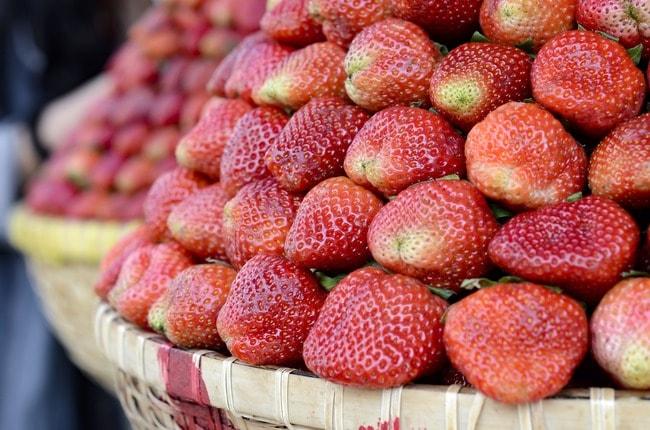 strawberries-1491250_1920