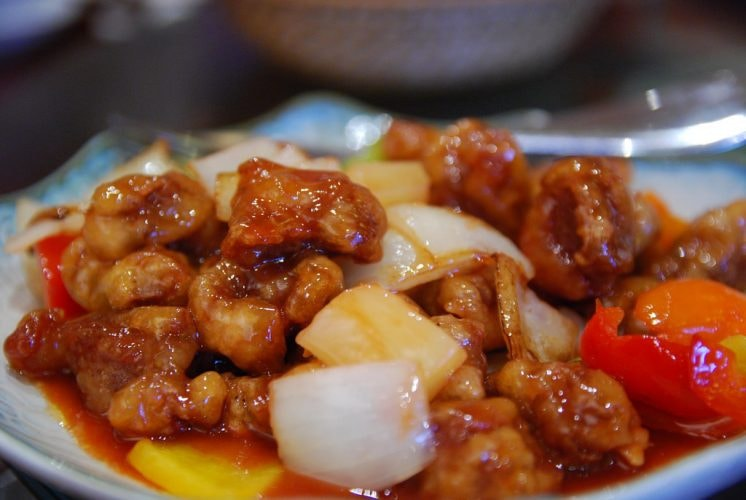 Sweet and sour pork © Alpha/Flickr