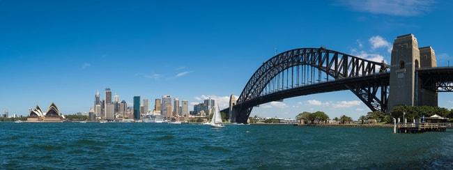 Sydney Harbour © Jon Westra:Flickr